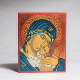 Little icon of the Virgin Mary