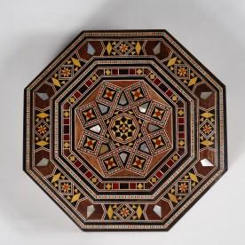 Boîte de Georges octogonale