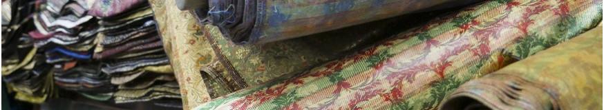 Tissus et Textiles de l'artisanat Syrien
