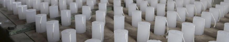 Bougies artisanales, Artisanat Syrien au Comptoir de Syrie