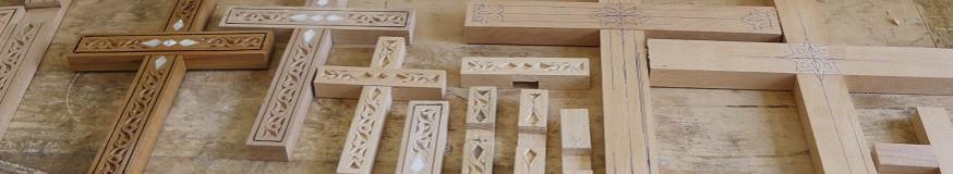 Objets religieux artisanaux, Artisanat Syrien