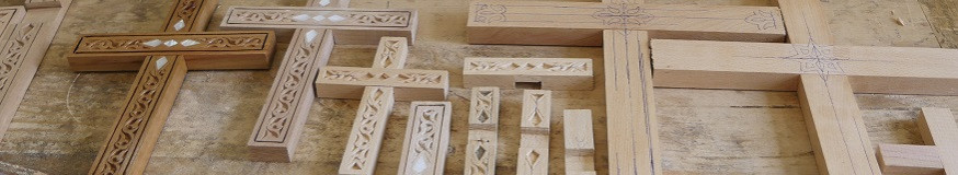 Religious handicrafts, Syrian handicraft.